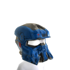EOD Helmet- Blue