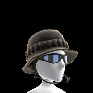 Black Boonie Hat