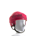 Wisconsin Hockey Helmet