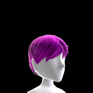 Shaggy Hair - Pink