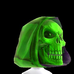 Green Death Dealer Helmet