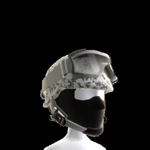 Arctic Camo Helmet