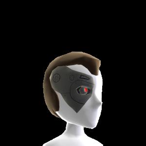Kano's Eye Helmet