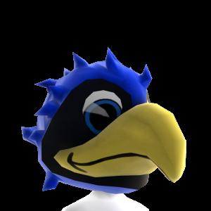 Air Force Mascot Head