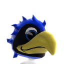 Air Force Mascot Head