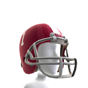 Alabama Football Helmet