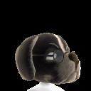 Bernhardiner-Maske
