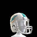 2017 Dolphins Helmet