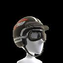 Gafas y casco clásicos