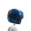 Gungnir Helmet - Blue