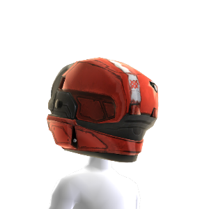 Gungnir Helmet - Red