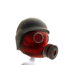 Gas Mask Red 3