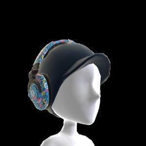 CMYK Skullcrusher Headphones