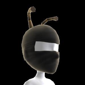 忍者面具與天線