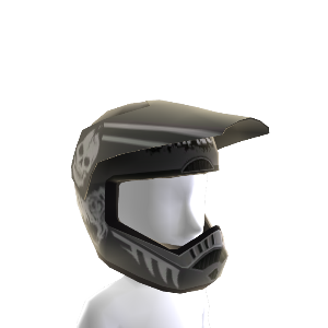 Trials HD Helmet
