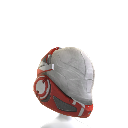 E.V.A. Helmet - Red