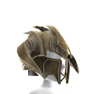Holy Warrior Helmet