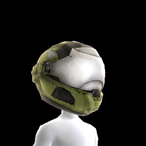 Security Helmet Green
