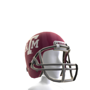 Texas A&M Football Helmet
