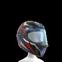 Bobsleigh Helmet - Red