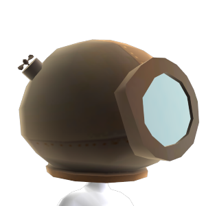 Deep Sea Diving Helmet