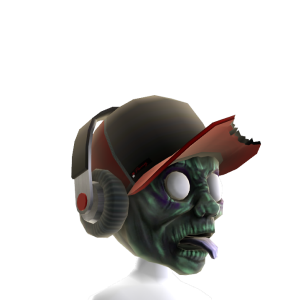 Gamer Zombie Mask
