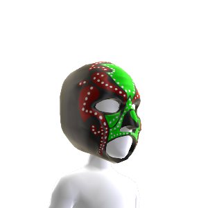 Killbane's Luchador Mask