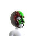 Killbanes Luchadore-Maske