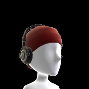 Lowrider Blk-Chrome Headphones