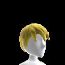 Styled Hair - Blonde