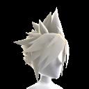 Anime Hero Hair - Platinum
