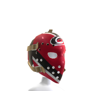 Carolina Hurricanes Vintage Mask