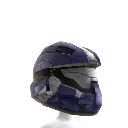 Recruit Helmet - Purple