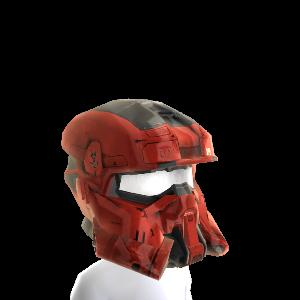 EOD Helmet- Red
