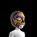 Angel's Luchador Mask