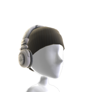 G.I. White Elephant Headphones