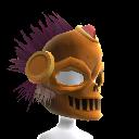 ヴードゥーのマスク