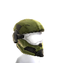 Hazop Helmet- Green