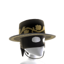 Desperado Mask and Hat