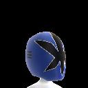 Samurai Blue Ranger Helmet