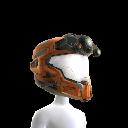 Operator Helmet- Orange
