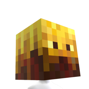 Minecraft Hitzkopf