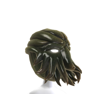 Elder Demon Mask