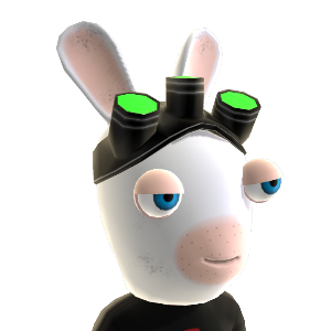 Rabbid Fisher
