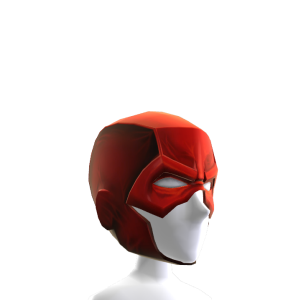 Red Knight Cowl