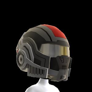 Mass Effect 2 Helmet