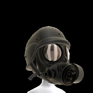 Combat Gas Mask