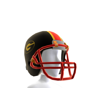Grambling Football Helmet