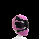 Samurai Pink Ranger Helmet