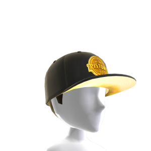 Pistons Bling Hat